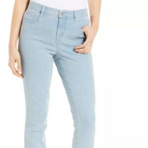 Style & Co Tummy-Control Slim-Fit Jeans,